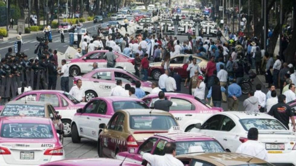 Concesionarios de transporte público realizarán manifestaciones este jueves - Foto de @vialhermes