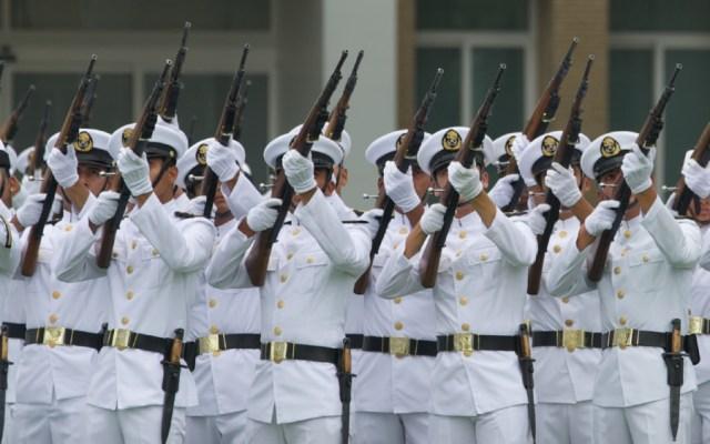 Detenidos cuatro marinos por asesinato en Puebla de cuatro personas - Foto de Semar / Archivo