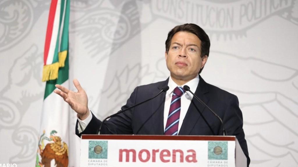 Morena tendrá, con nueva dirigencia, una enorme legitimidad, asegura Mario Delgado - mario delgado
