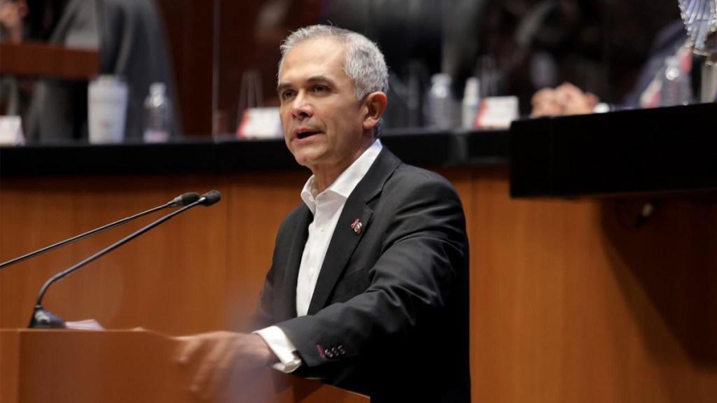 Impugnará Miguel Ángel Mancera inhabilitación por un año en CDMX - Miguel Ángel Mancera