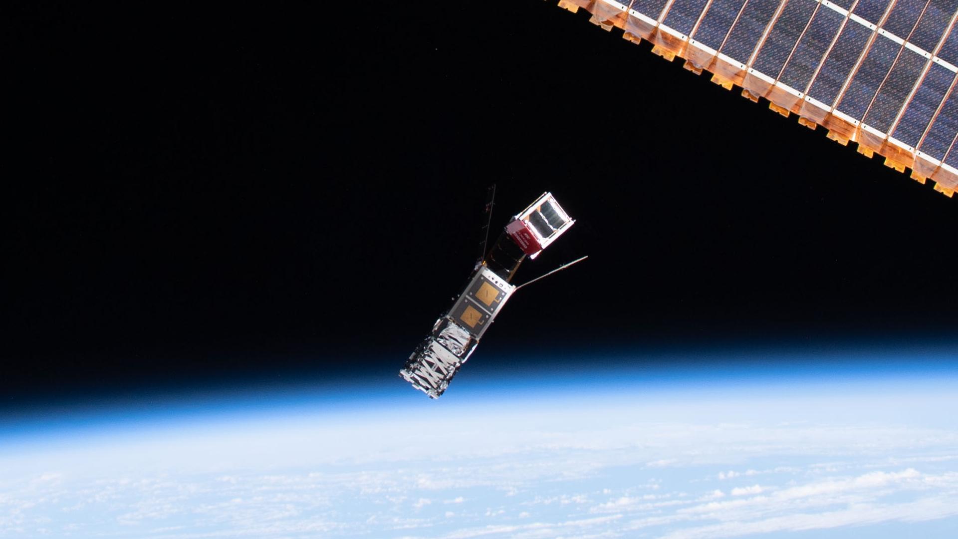 Nanosatélite AztechSat-1 NASA AEM México 2