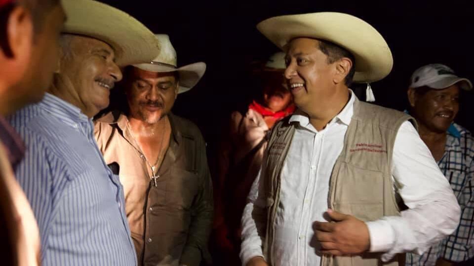 Pablo Amílcar Sandoval anuncia su renuncia como delegado federal de programas sociales en Guerrero - Foto de @SanAmilcar