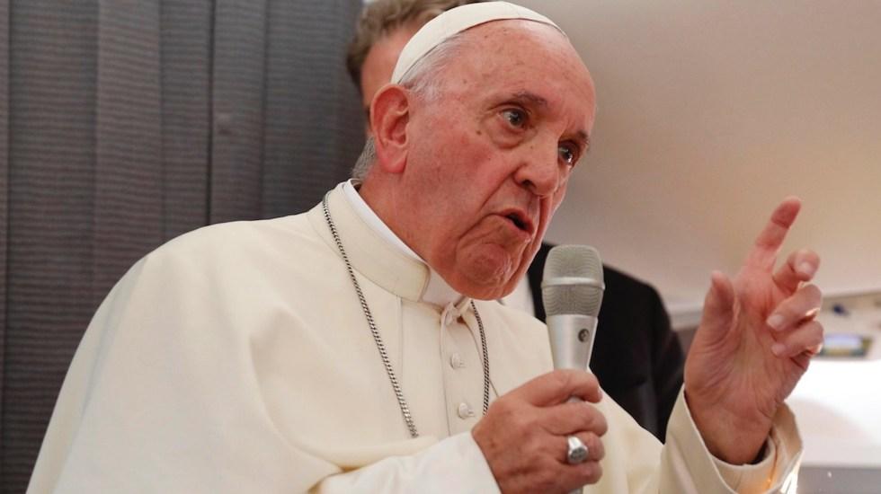El papa Francisco felicita a Joe Biden; trabajarán juntos para apoyar a desfavorecidos - Foto de EFE