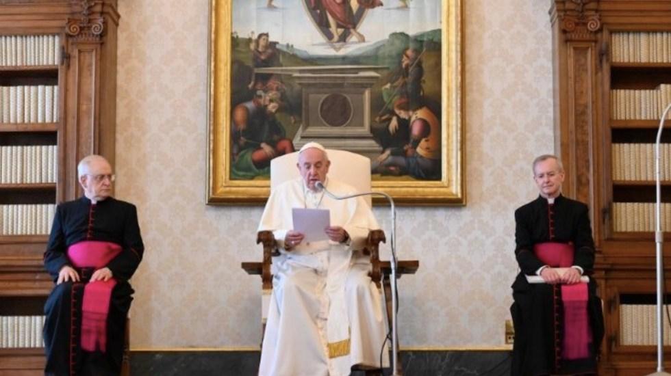 Audiencias generales del papa Francisco volverán a ser virtuales y sin fieles tras un caso positivo de COVID-19 - Foto de Vatican News