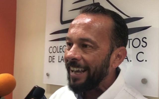 #Video Acusan a delegado de Fonatur en Cancún de amenazas por uso de gimnasio - Raúl Bermúdez, delegado de Fonatur en Cancún. Foto de Noticias Canal 10