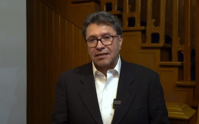 Demostraremos que cumplimos compromisos comerciales, responde Monreal a congresistas de EE.UU. - Ricardo Monreal Ávila. Captura de pantalla