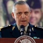 Presenta SRE las pruebas que utilizó DEA contra general Salvador Cienfuegos