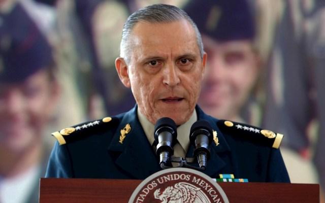 AMLO asegura que no hay nada a cambio en caso Salvador Cienfuegos; acuerdo de cooperación fue violado por EE.UU. - Salvador Cienfuegos Sedena 3