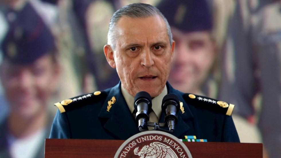 Cienfuegos no es investigado por UIF, confirma Santiago Nieto; en caso de ser necesario, colaborará con la FGR - Salvador Cienfuegos Sedena 3