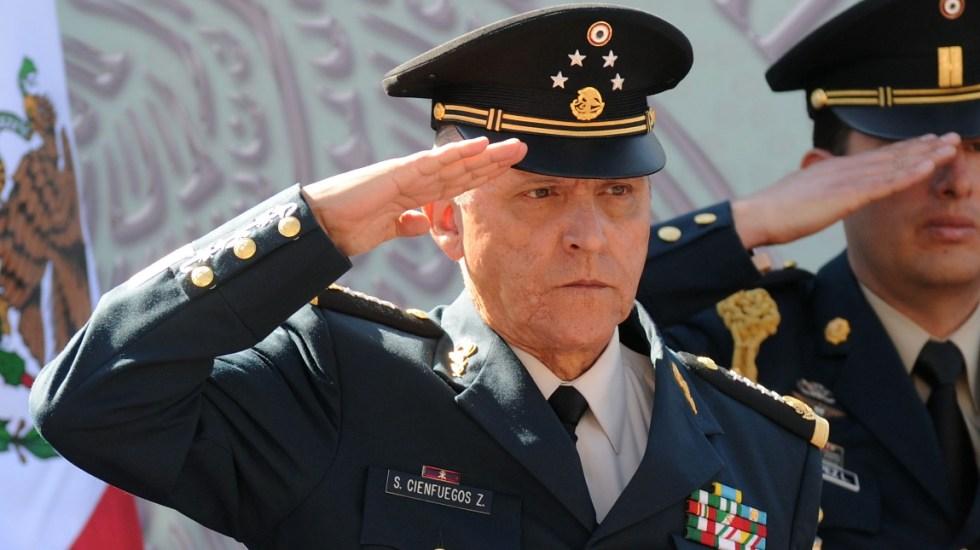 FGR abrió investigación contra el general Cienfuegos a partir de evidencia otorgada por EE.UU. - Salvador Cienfuegos Sedena 4
