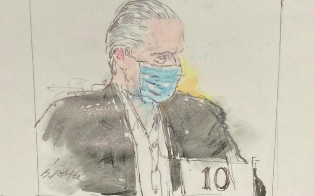 Concluye audiencia de Salvador Cienfuegos; continuará el próximo martes - Salvador Cienfuegos Sedena detenido Los Ángeles