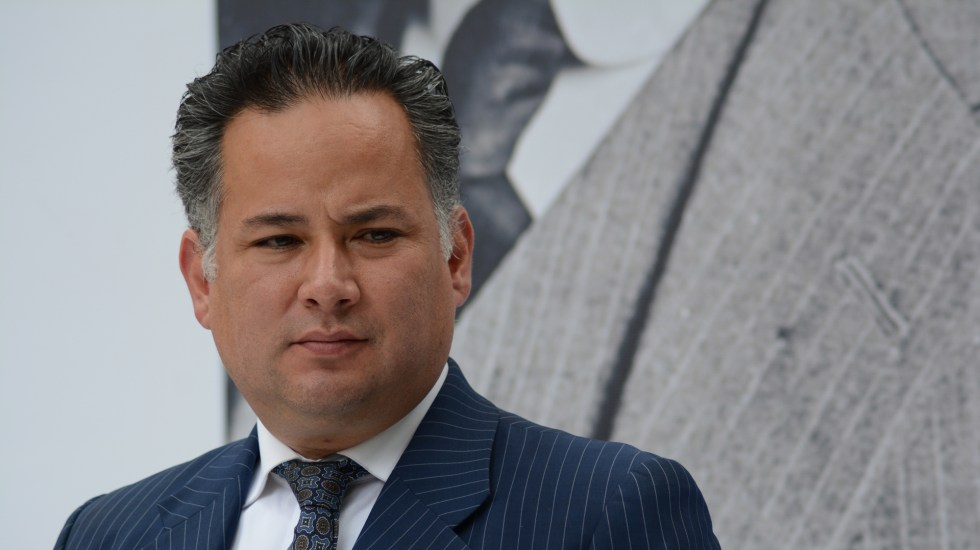 Santiago Nieto no contenderá por gubernatura de Querétaro; permanecerá en UIF tras conversar con López Obrador - Santiago Nieto Castillo. Foto de lopezobrador.org.mx