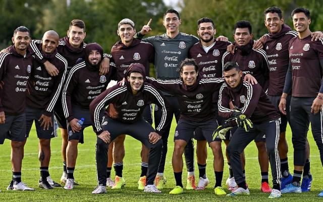 Selección Mexicana enfrentará a Corea del Sur en partido de preparación - Selección Mexicana México partido Futbol