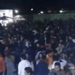 #Video Realizan baile masivo en Toluca pese a pandemia