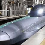 Nueva generación de tren bala en Japón alcanza los 382 km/h