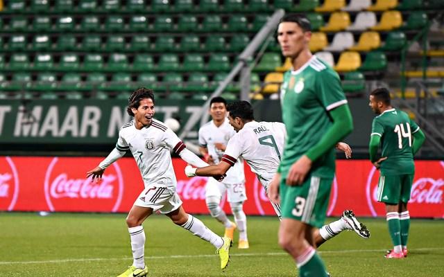 Selección Mexicana enfrentará en noviembre a Japón - Foto Twitter @miseleccionmx