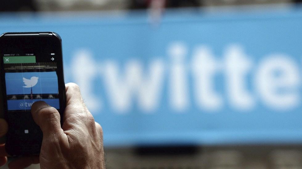 Falla Twitter en todo el mundo; descartan ataque cibernético - Twitter. Foto de EFE