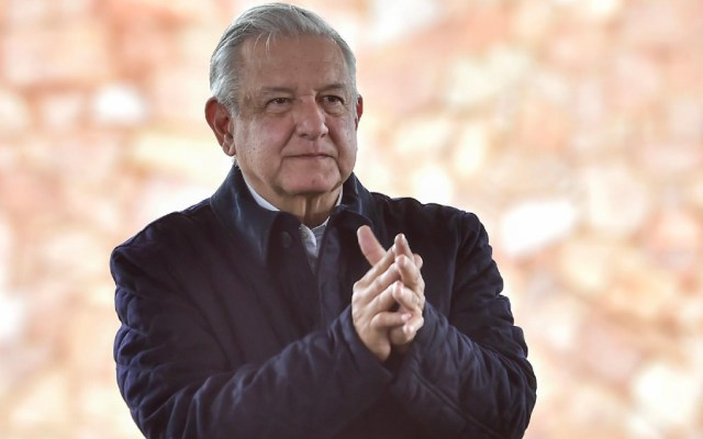 """AMLO agradece a senadores eliminación del fuero presidencial; """"es un hecho histórico"""", dijo - Foto de lopezobrador.org.mx"""