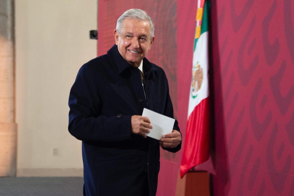 Cámara de Comercio Internacional aplaude esfuerzos de López Obrador para acabar con la corrupción - Foto de EFE
