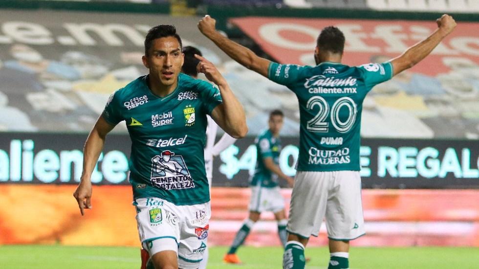 León es el primer invitado a las semifinales del Guardianes 2020 - Foto de EFE