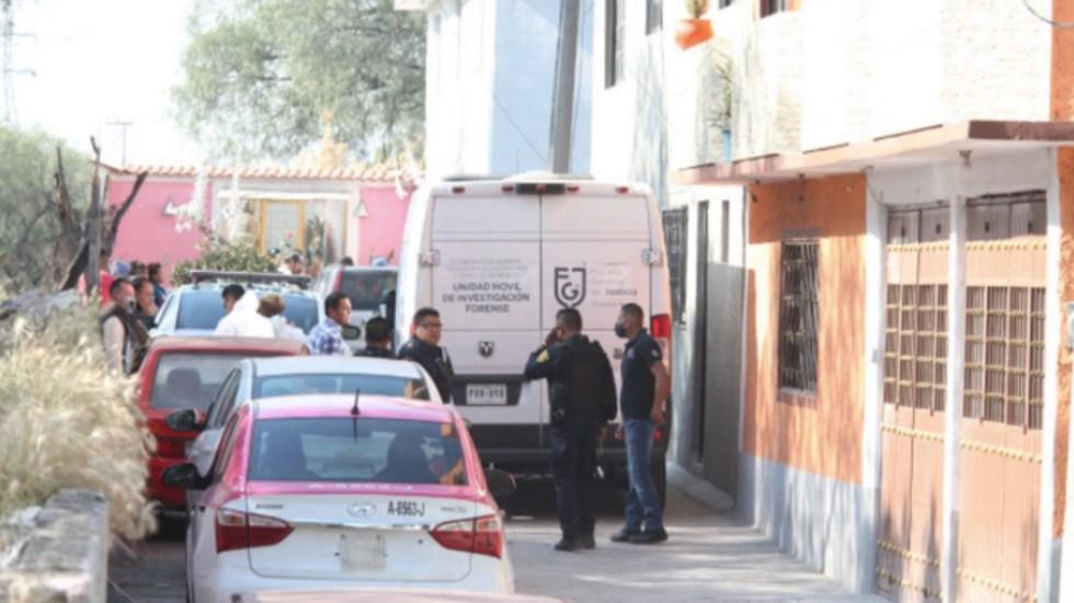 Asesinan a adolescente de 16 años en la alcaldía Gustavo A. Madero - Foto de OEM