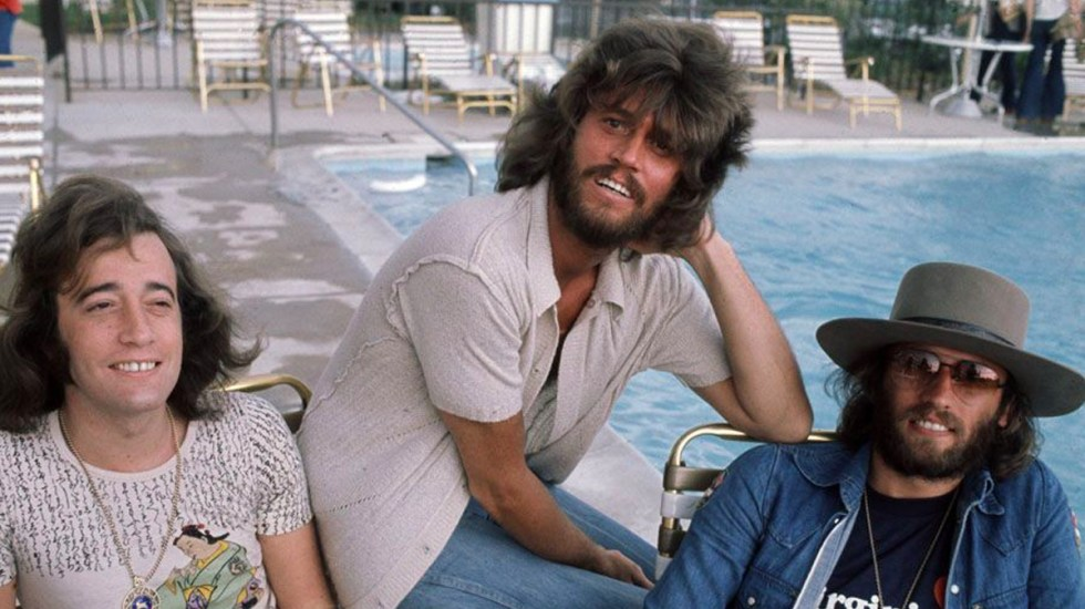 #Video Llega el primer tráiler del documental de Bee Gees - Bee Gees. Foto de Michael Putland