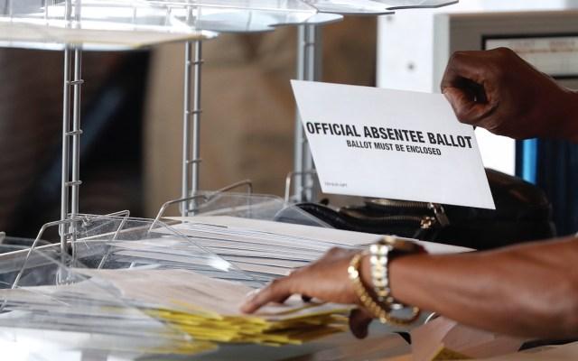 Georgia anuncia recuento a mano de los votos en las elecciones de EE.UU. - Foto de EFE