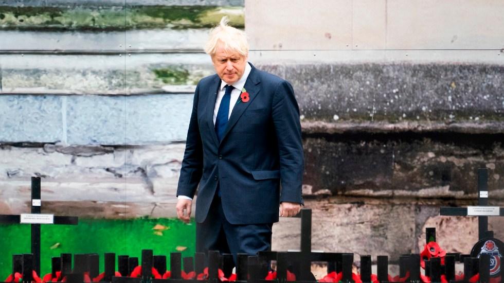 Boris Johnson, primer ministro de Reino Unido, se aisla tras contacto con persona contagiada de COVID-19 - El Primer Ministro del Reino Unido. Foto Twitter BorisJohnson