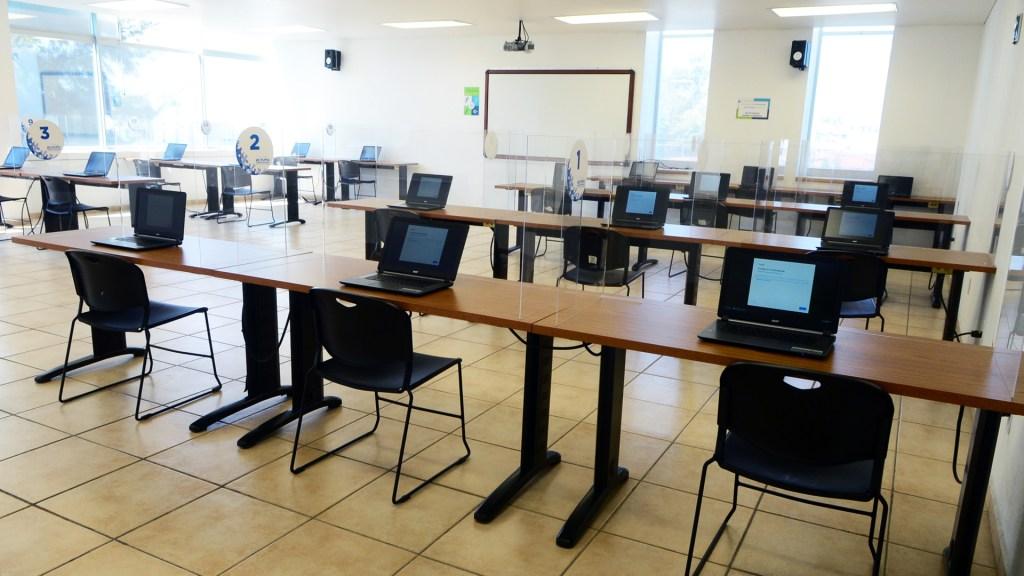 Suman cinco centros PC PUMA de la UNAM con computadoras e internet para universitarios - Centro PC Puma de la UNAM. Foto de UNAM