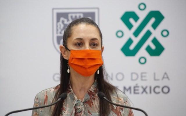 Claudia Sheinbaum descarta aumento en presupuesto de FGJ CDMX - Claudia Sheinbaum, jefa de Gobierno de la Ciudad de México. Foto de GOBCDMX.
