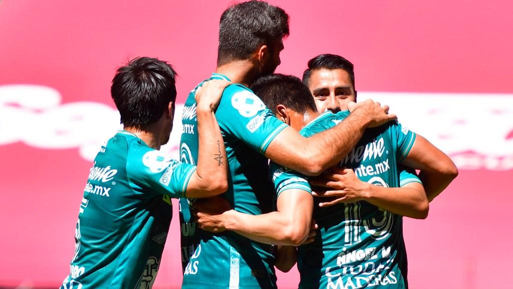 Líder León concluye fase regular de la Liga MX con empate de 2-2 ante el Toluca - Foto Twitter @clubleonfc