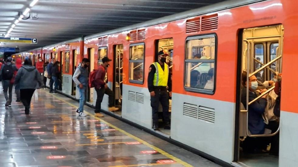 Líneas 1, 2 y 3 del Metro podrían reanudar servicio la última semana de enero de forma escalonada - Consorcio chino gana plan de modernización para la Línea 1 del Metro. Foto Twitter @MetroCDMX
