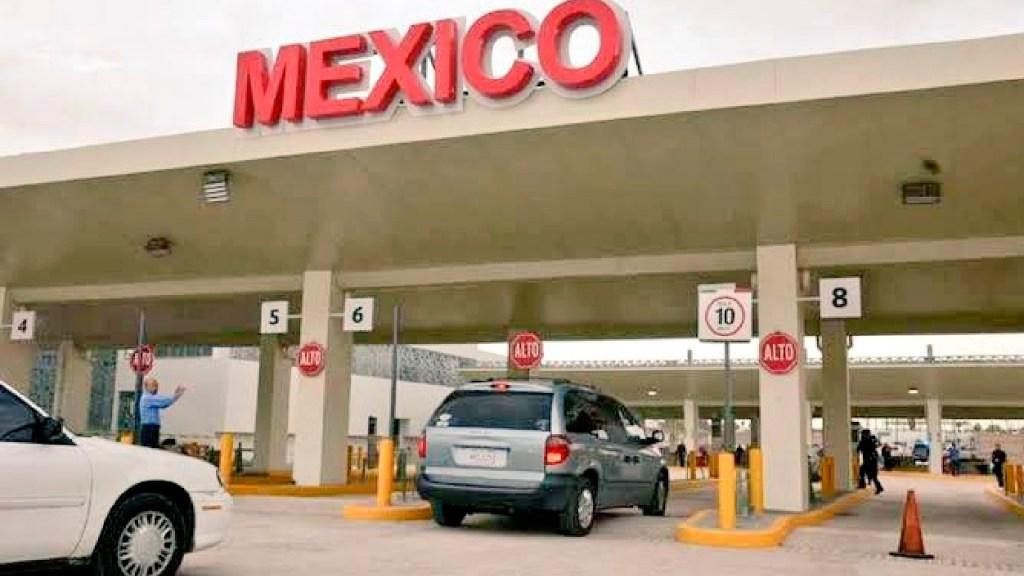 La frontera no se transformará de la noche a la mañana, advierten asesores de Joe Biden - Restricción de cruces. Foto de Archivo