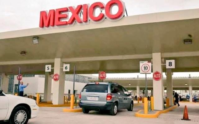 EE.UU., México y Canadá mantendrán cierre parcial de fronteras al menos un mes más - EEUU, México y Canadá mantendrán cerradas sus fronteras al menos un mes más. Foto Twitter @NexosTuristicos