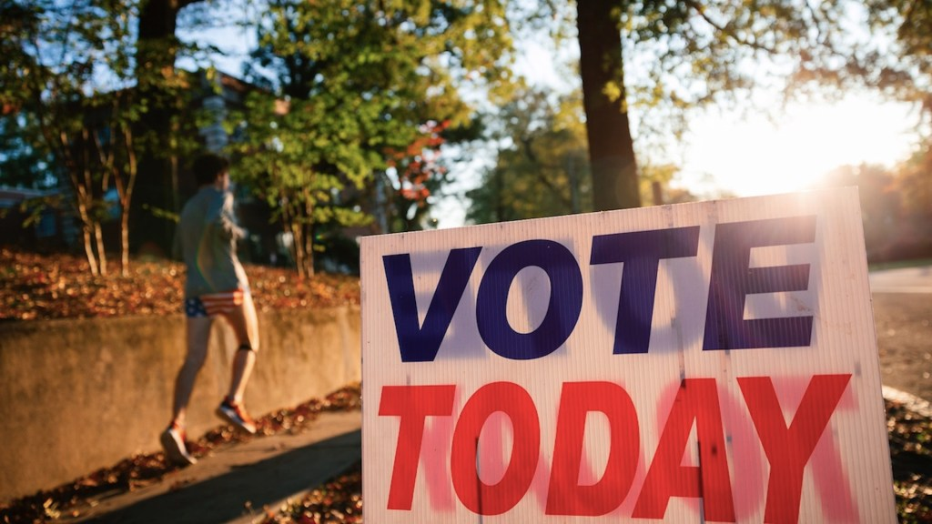 El 75 por ciento de los canadienses está preocupado por los resultados de la elección presidencial en EE.UU. - Foto de EFE