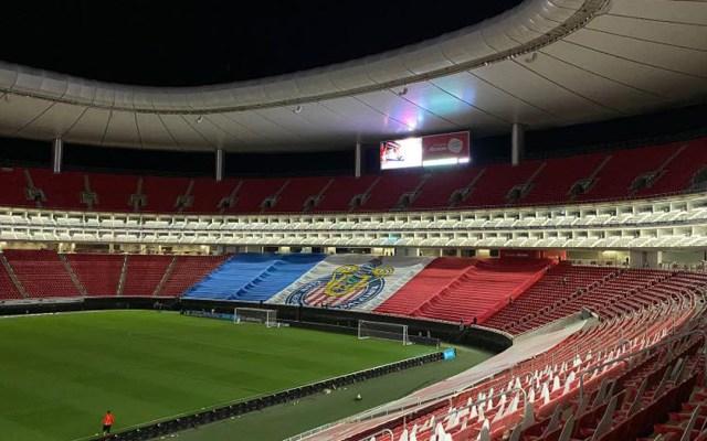 Chivas planea abrir su estadio al público para el Clásico Nacional - Estadio Akron de las Chivas. Foto de @EstadioAkron