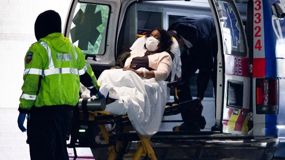 Hospitalizaciones en EE.UU. alcanzan nuevo máximo; se comienzan a racionar camas - Foto de EFE