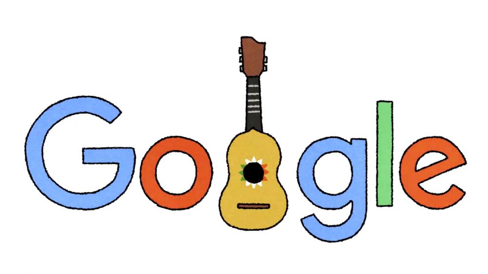 Google celebra a los mariachis en su doodle de este martes - Foto de Google