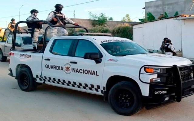 Vinculan a proceso a sargento de Guardia Nacional por homicidio de Jessica Estrella Silva - Foto Twitter @GN_MEXICO_