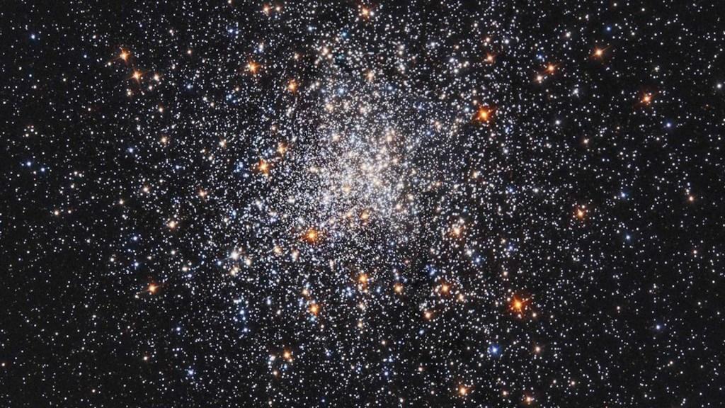 Descubren mecanismo que causa escasez de materia oscura en las galaxias - Foto de Nasa Hubble