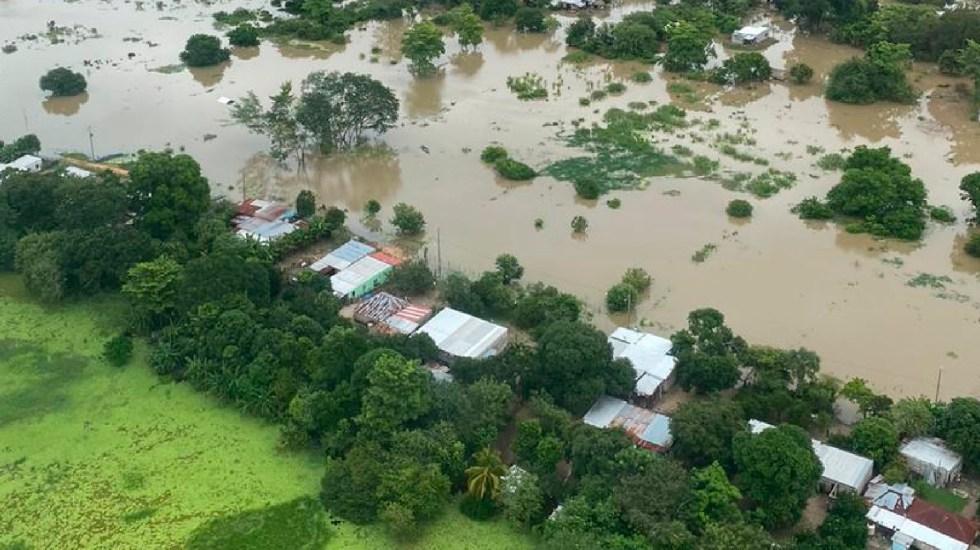 Inundaciones y deslaves afectan a Tabasco y Chiapas - Inundaciones y deslaves afectan a los estados de Tabasco y Chiapas. Foto Twitter @ProcivilTabasco
