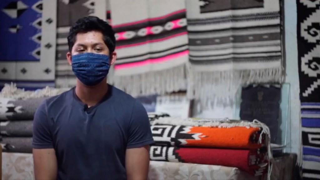 México exige explicación a la modista francesa Isabel Marant por el uso de diseños indígenas - Foto Captura de pantalla
