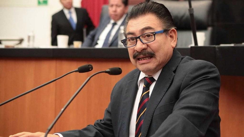 Murió el exsenador Isidro Pedraza, del PRD, a causa de COVID-19 - Foto de Senado de la República