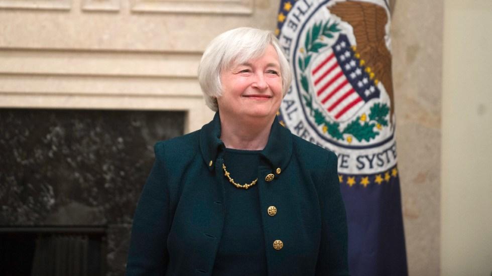 Janet Yellen, la economista que rompió todos los techos de cristal - Foto de Reserva Federal