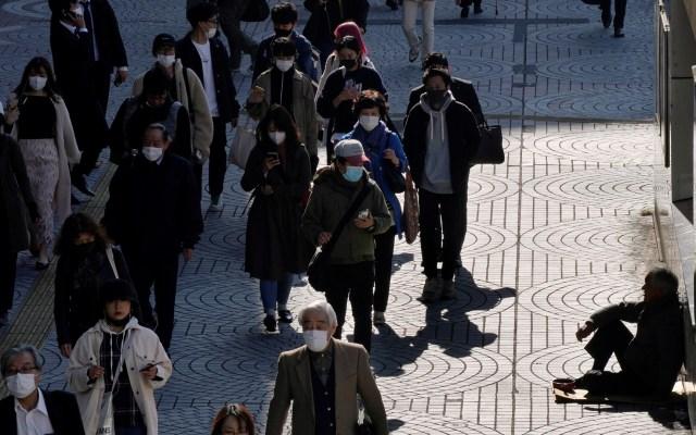 Gobierno de Japón contempla nuevo estado de emergencia por COVID-19 - Japón permite trabajar a tiempo parcial a los varados en el país por COVID-19. Foto de EFE