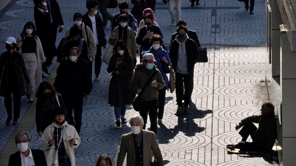 Permiten trabajar medio tiempo a personas varadas en Japón por COVID-19 - Japón permite trabajar a tiempo parcial a los varados en el país por COVID-19. Foto de EFE