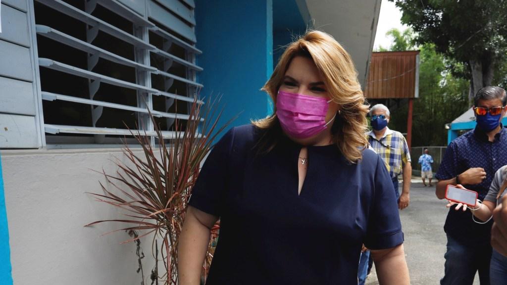 Jenniffer González revalida como representante de Puerto Rico ante EE.UU. - Jenniffer González. Foto de EFE