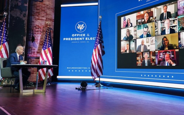 Biden obtiene triunfo en Georgia tras recuento de votos en todo el estado - Foto de Twitter Joe Biden