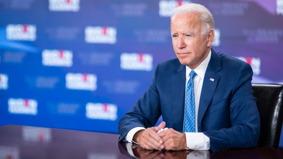 La oposición mexicana se adelanta al gobierno en felicitar a Joe Biden - Foto de Joe Biden