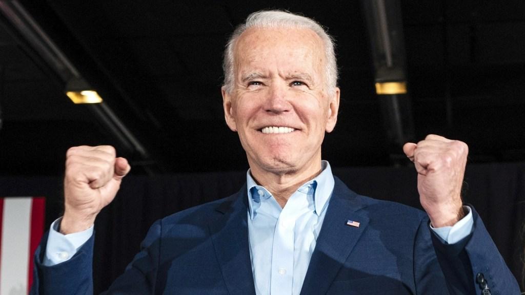 Biden se dirigirá esta tarde a la nación tras haber ganado las elecciones - Joe Biden candidato 07112020